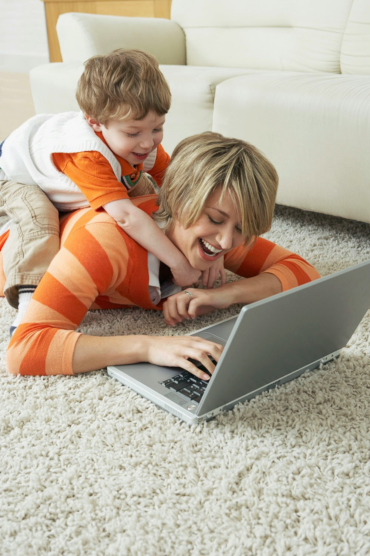 Не выставляйте фото детей в интернет