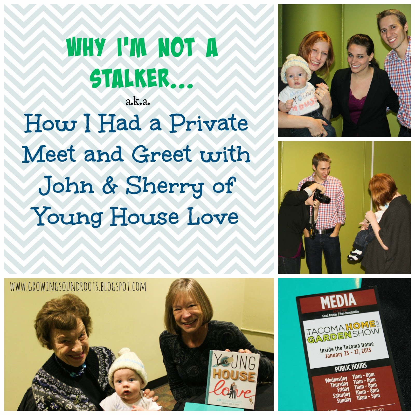 Why Im Not A Stalker How I Had A Private Meet Greet With John