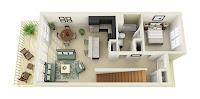 3d Floor Plan2