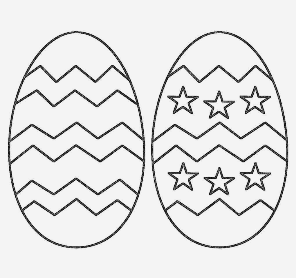 Egg colouring in sheets - Coloring Pages Of Easter Eggs Coloring Pages For Kids To Print