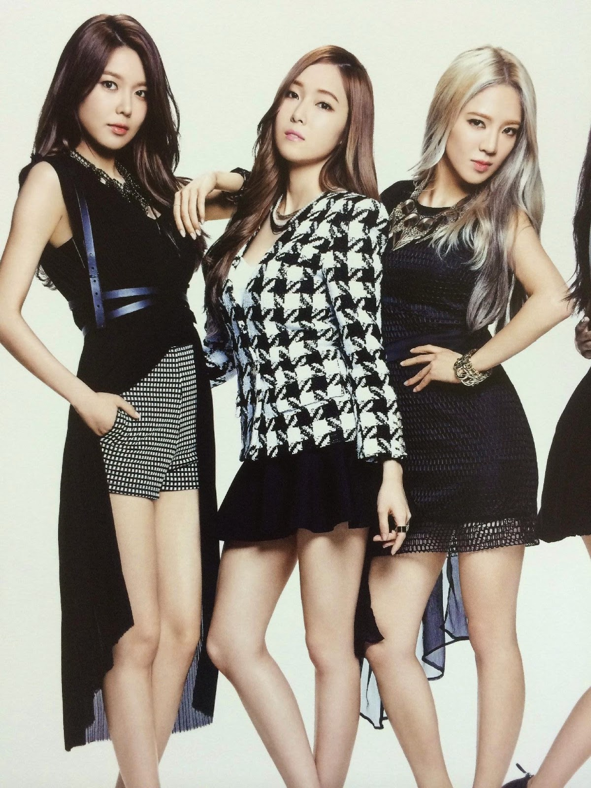 SNSD Girls Generation The Best Scan Photos 2