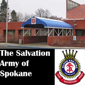 Salvation Army Spokane