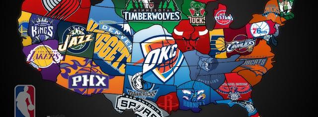 Couverture Facebook NBA : Découvre cette superbe couverture du nom de NBA