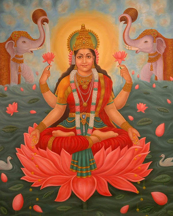 1000 Names of Goddess Lakshmi http://goddessfindingsjewelsforthespirit.blogspot.com/2011/04/goddesses-lakshmi-and-sarasvati-wealth.html
