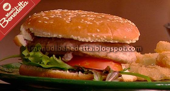 Hamburger di Tonno di Benedetta Parodi