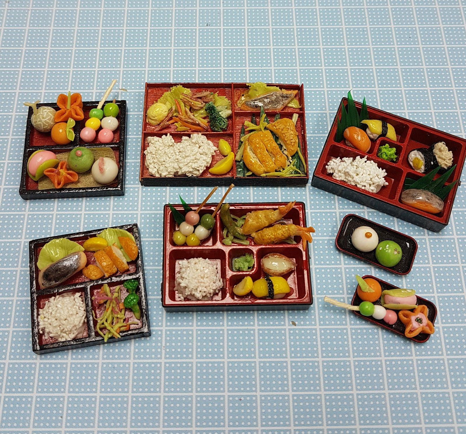 Mini Japanese Bento