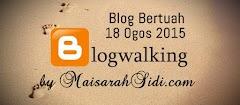 Blog Bertuah 18 Ogos 2015