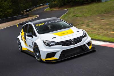 TCR: Νέο Αυτοκίνητο Τουρισμού για Customer Racing