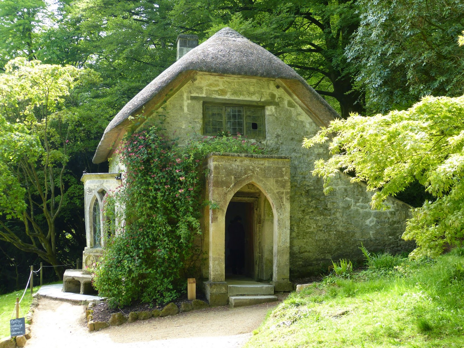 The Gothic Cottage, Stourhead