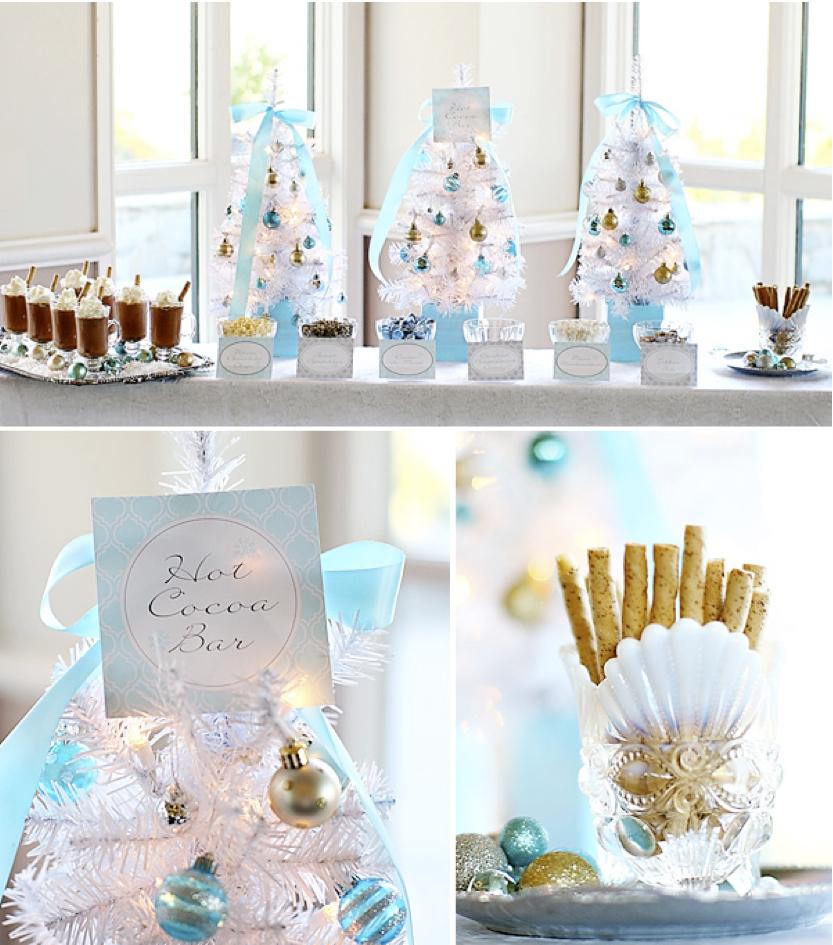 Wishes Eventos Decoração de Natal simples e criativa