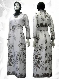 Model baju muslim modern terbaru tahun 2013 gambar model Baju gamis model tahun ini