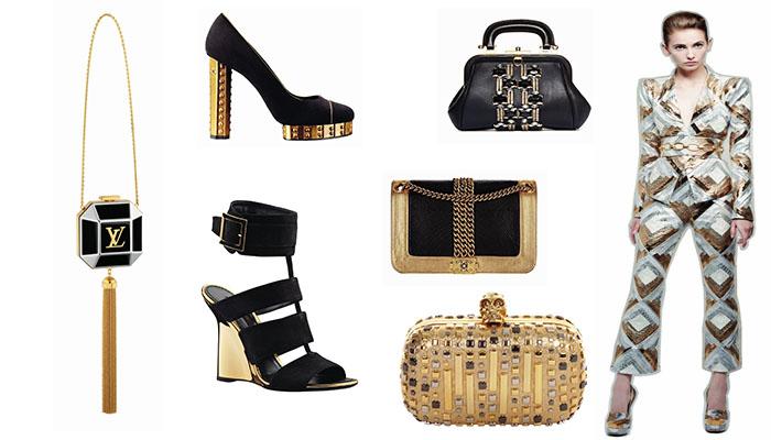 أزياء وموضة 2013 - أزياء الآرت ديكو الجديدة