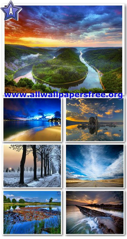 Nature Wallpapers 1920 X 1440 Set 8 Wallpaper Hd Widescreen