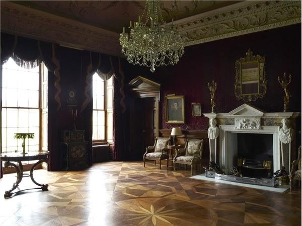Old Parquet Flooring Work - Ireland
