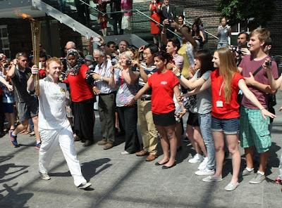 Rupert Grint Olimpiadas 2012