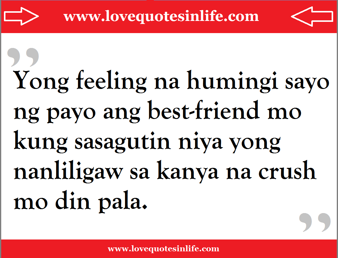 Quotes About Friendship Tagalog Quotes About Friendship Tagalog Hugot Best English Quotes Hugot