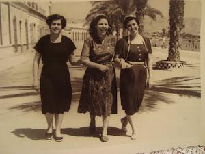 JUVENTUDES DE LOS AÑOS 50