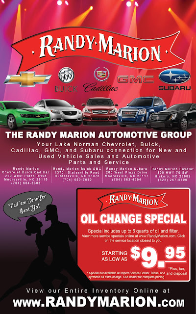 The Randy Marion Automotive Group Jennifer peting in