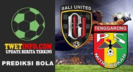 Prediksi Bali United vs Mitra Kukar