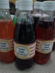 Personalize Soda