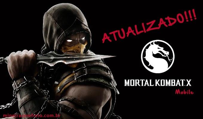 Atualização do MKX Mobile: Ronin Kenshi, Sonya Guerra Fria e Errow Black Pistoleiro