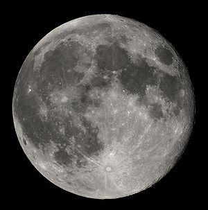 Inilah Rahasia Terbesar Bulan