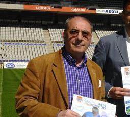 Ataulfo Valdés en el Carlos Tartiere
