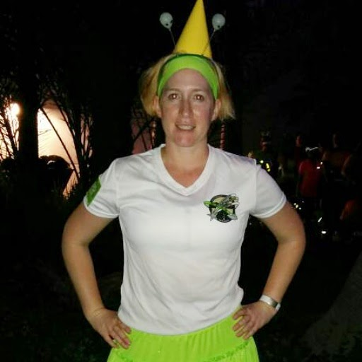 ET Full Moon Midnight Half Marathon Race Outfit