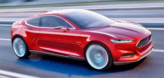 Ford Mustang 2015 UK Release Date