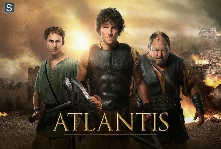 Atlantis - Season 2 - Posters