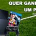 Ganhe um PlayStation 4 no Cartolafc 2014.