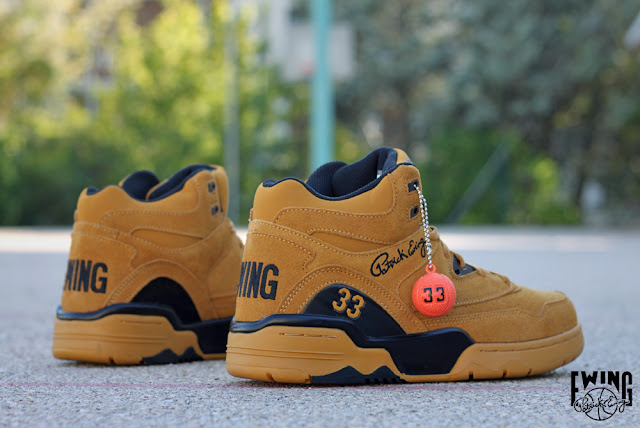 Ewing 33HI & Guard