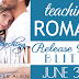 Cover Reveal: Teaching Roman