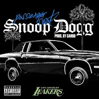 Snoop Dogg. Passenger Seat