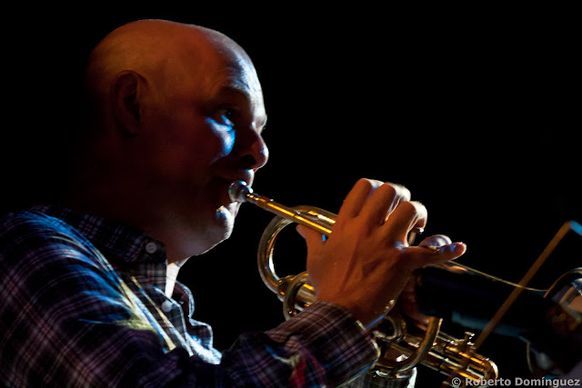 Damon Brown, trompetista