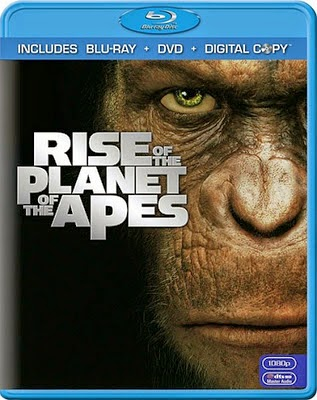 Rise of the Planet of the Apes 2011 Hindi Dubbed Dual BRRip 300mb