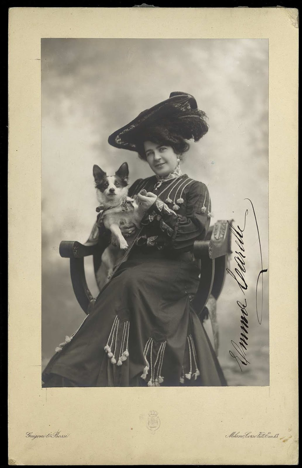 GREAT ITALIAN SOPRANO EMMA CARELLI (1877 – 1928) CD
