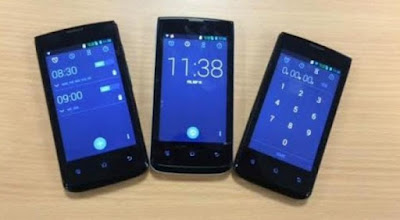 Smartfren Andromax C3 Android Murah Dual Sim