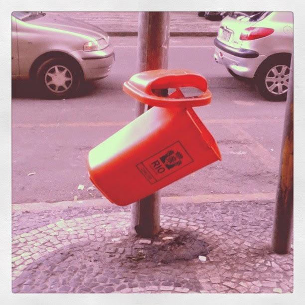Rio, cidade olímpica. Ou não.