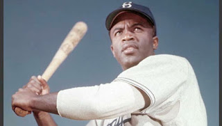"""Jackie Robinson: """"All I want is that they treat me like a human being """""""