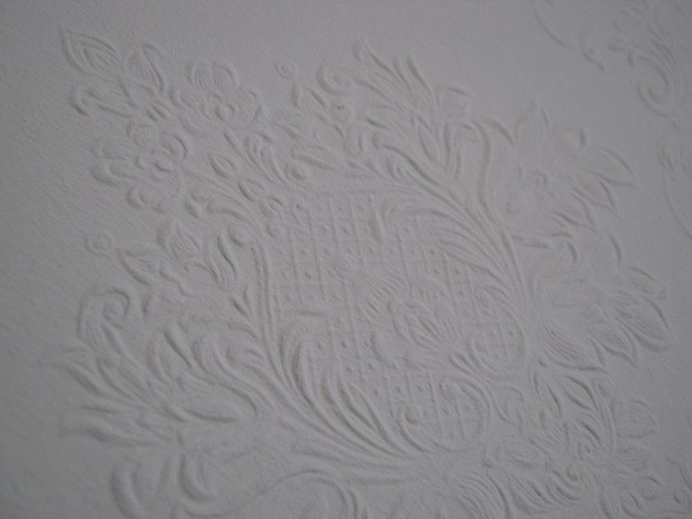 Dassis renovierungstagebuch wohnzimmer streichen for Tapete streichen