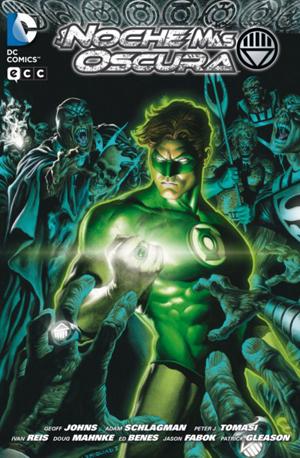 Green Lantern - La noche más oscura Omnibus