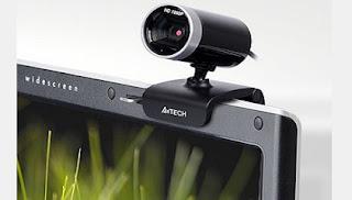 A4Tech ten full çözünürlüklü webcam