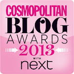 If you love this blog as much as I do, please vote for me as Cosmo's 'Best Lifestyle Blogger'
