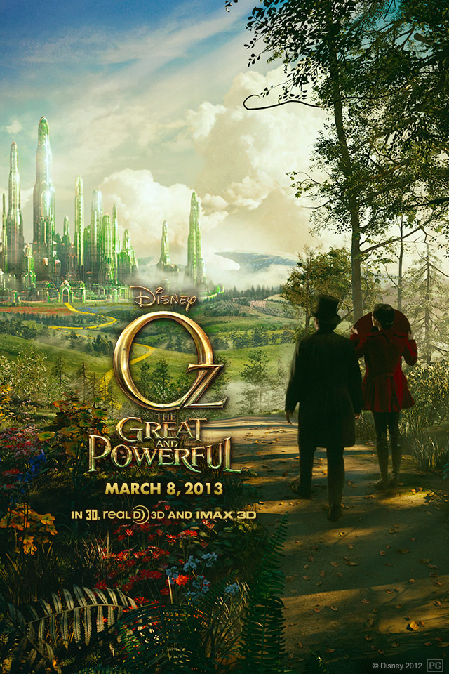 oz the great and powerful download yify