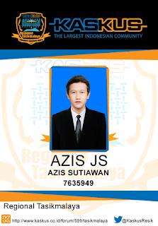 Name Tag Kaskus Regional Tasikmalaya | AzisJS