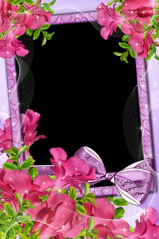 Marcos para cuadros con flores - Imagui