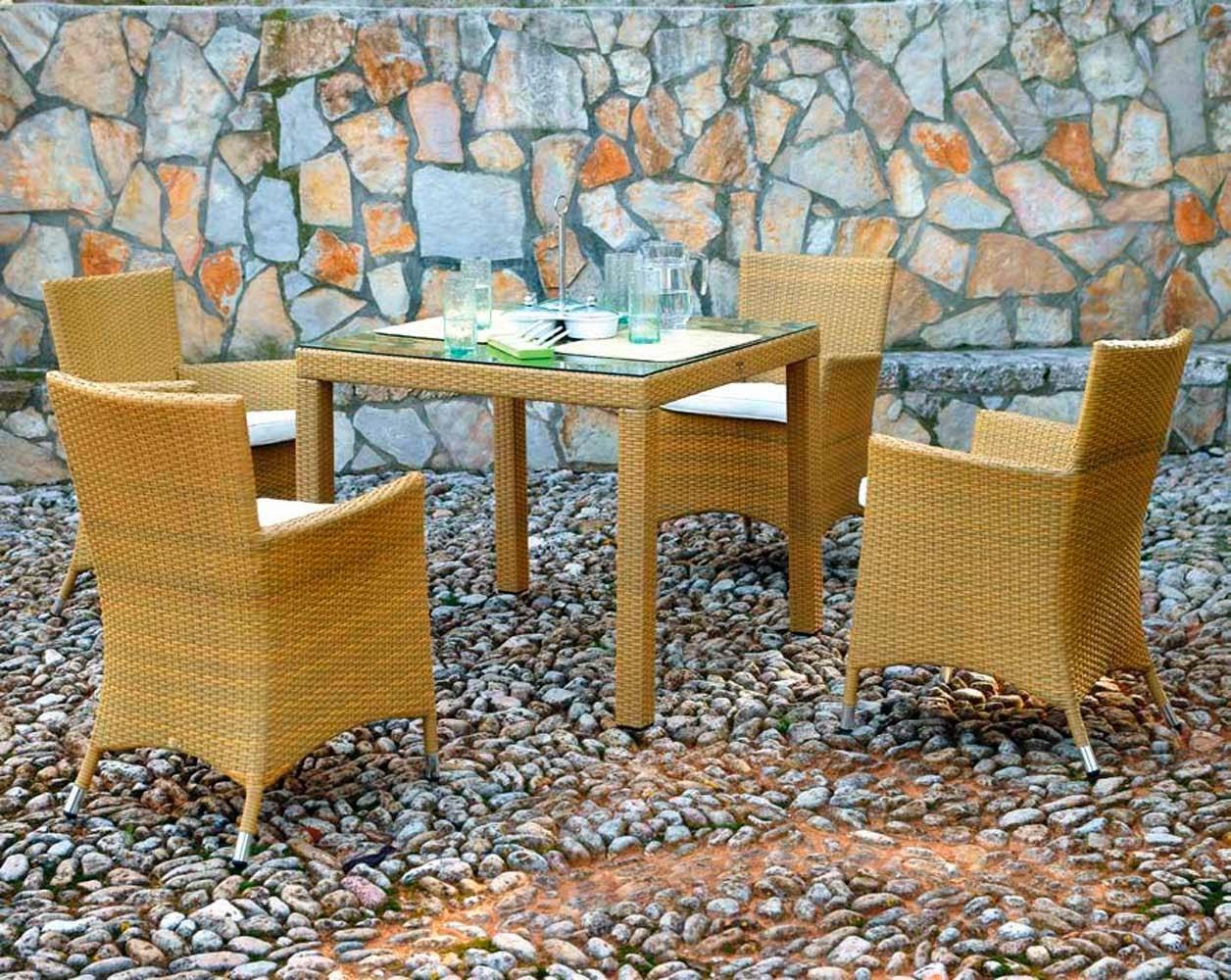 Blog de mbar muebles muebles de jard n y terraza for Muebles jardin terraza