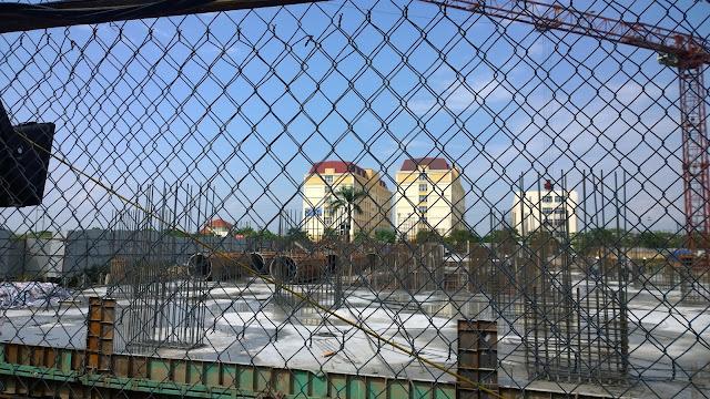 Tiến độ xây dựng chung cư Bright City