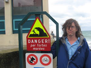 Joe in St. Malo, France